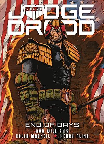 9781781089040: Judge Dredd: End of Days