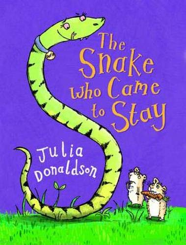 9781781120088: The Snake Who Came To Stay-
