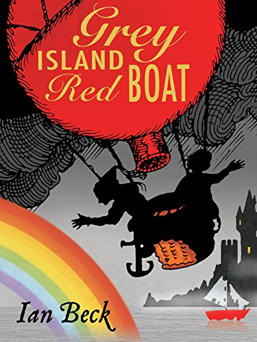 Grey Island, Red Boat: Ian Beck