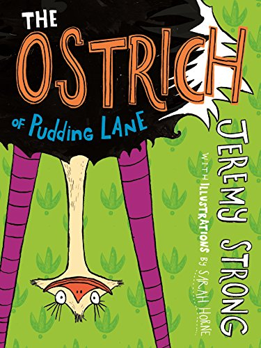 9781781125526: The Ostrich Of Pudding Lane