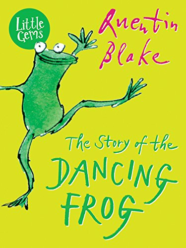 9781781125915: The Story of The Dancing Frog (Little Gems)