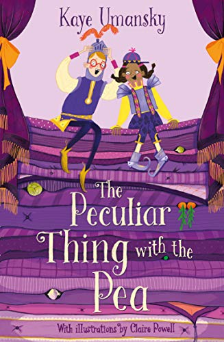 9781781129197: The Peculiar Thing with the Pea