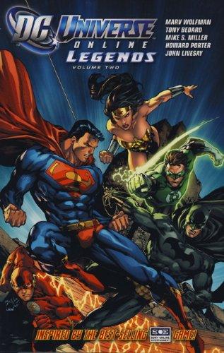9781781160657: DC Universe Online Legends Volume 2.