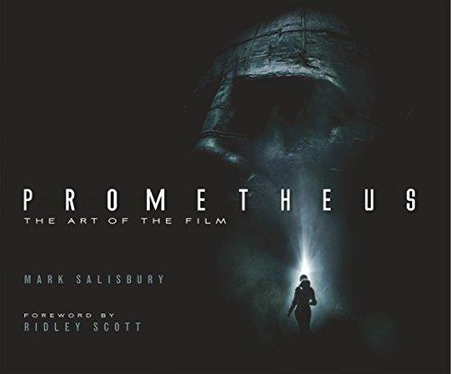 9781781161098: Prometheus: The Art of the Film (Film Tie in)
