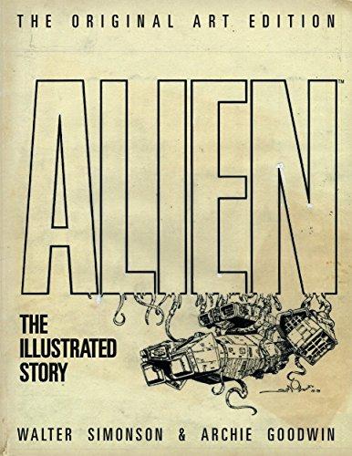 9781781161302: Alien: The Illustrated Story (Original Art Edition)