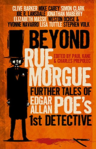 9781781161753: Beyond Rue Morgue Anthology: Further Tales of Edgar Allan Poe's 1st Detective