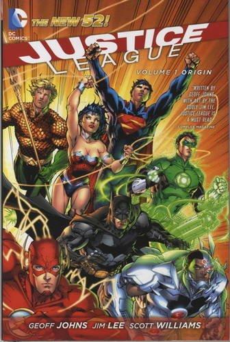 9781781162422: Justice League: Origins v. 1