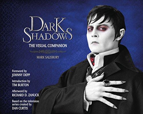 9781781162552: Dark Shadows: The Visual Companion (Art of the Film)