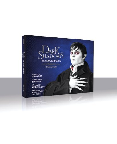 9781781162569: Dark Shadows: The Visual Companion - Collectable Limited Run Special Edition Signed by Tim Burton with Print
