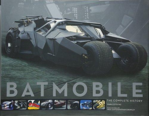 Batmobile - the Complete History: Vaz, Mark Cotta