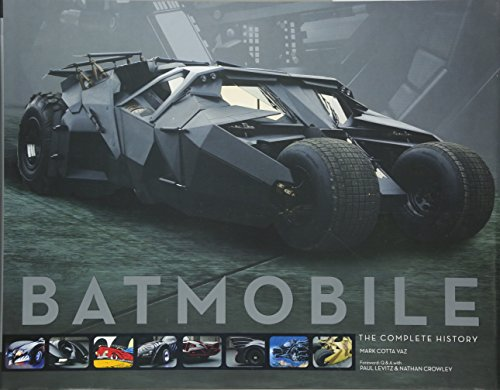 9781781162842: Batmobile: The Complete History