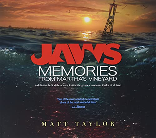 9781781163023: Jaws: Memories from Martha's Vineyard: A Definitive Behind-the-Scenes Look at the Greatest Suspense Thriller of All Time
