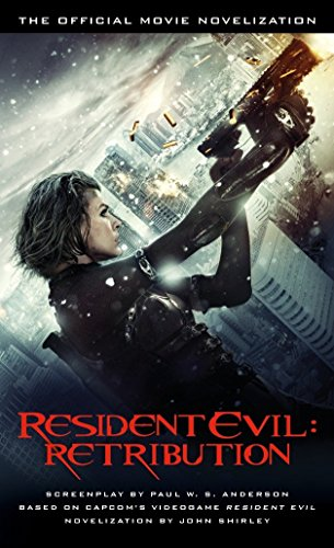 Resident Evil: Retribution - The Official Movie: Shirley, John