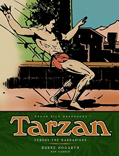 9781781163184: Tarzan - Versus The Barbarians (Vol. 2)