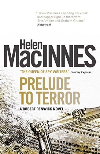 Prelude to Terror (Robert Renwick 1): MacInnes, Helen