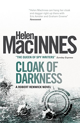9781781163375: Cloak of Darkness (Robert Renwick Novel)