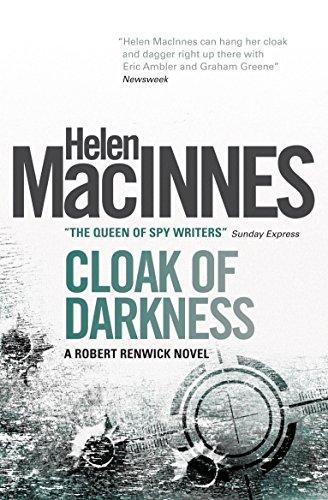 9781781163375: Cloak of Darkness (Robert Renwick)