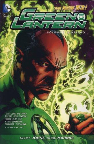 Green Lantern: Sinestro v. 1