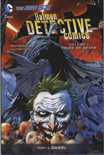 9781781163597: Batman - Detective Comics: Faces of Death v. 1