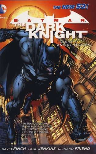 9781781164006: Batman: The Dark Knight: Knight Terrors (The New 52) v. 1