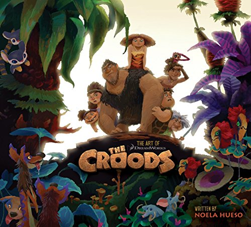 The Art of the Croods: Hueso, Noela