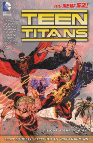 9781781164600: Teen Titans: It's Our Right to Fight (The New 52) v. 1
