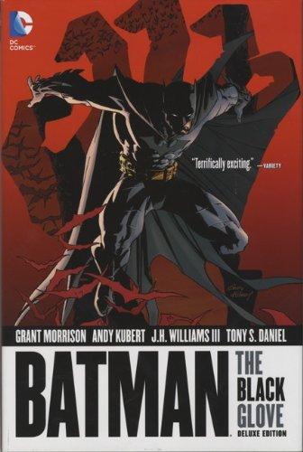 9781781164846: Batman: The Black Glove. Grant Morrison Black Glove