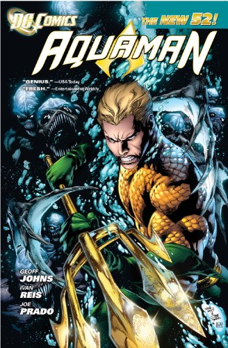9781781164877: Aquaman: The Trench. Writer, Geoff Johns Trench v. 1