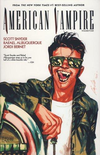 9781781165041: American Vampire - Volume 4