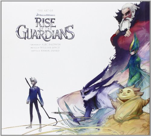 9781781165812: The Art of Rise of the Guardians