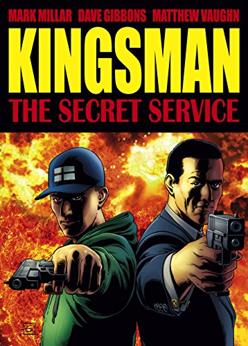 9781781165836: The Secret Service: Kingsman (deluxe Hardcover edition)