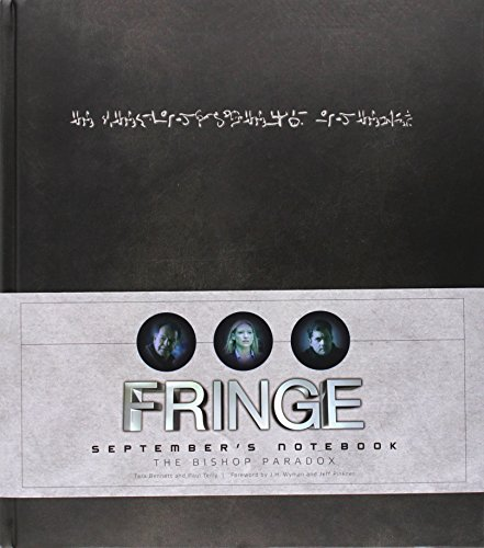 9781781166093: Fringe: September's Notebook
