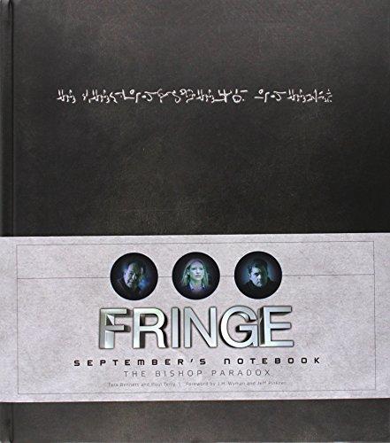 9781781166093: Fringe: September's Notebook
