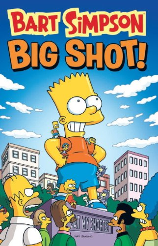 9781781166932: Bart Simpson - Big Shot