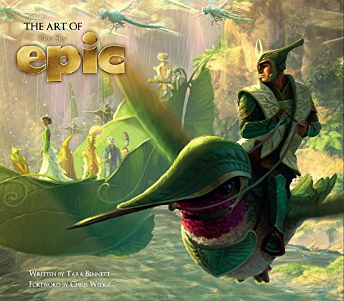 9781781166970: The Art of Epic (Epic Film Tie in)