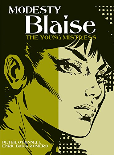 Modesty Blaise - The Young Mistress (1781167095) by O'Donnell, Peter