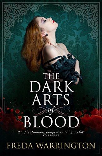 The Dark Arts of Blood: Warrington, Freda