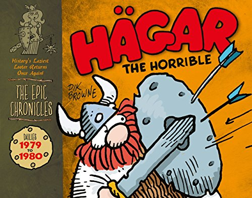 9781781167144: Hagar the Horrible: The Epic Chronicles: Dailies 1979-1980