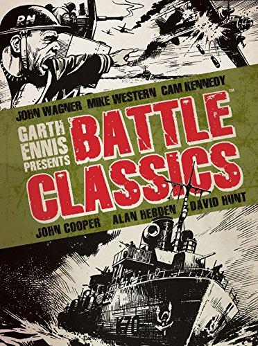 9781781167410: Garth Ennis Presents Battle Classics