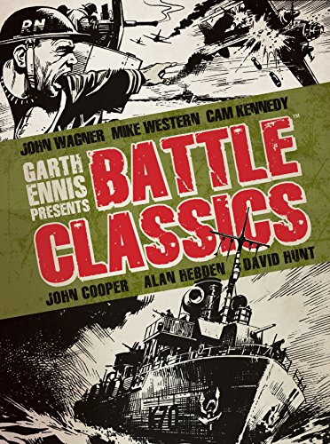 9781781167410: Garth Ennis' - Battle Classics