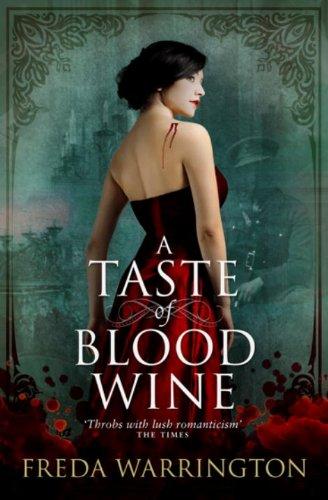 9781781168028: A Taste of Blood Wine