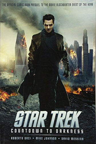 Star Trek - Countdown to Darkness Movie Prequel (Movie Tie-in Cover) (1781168377) by Mike Johnson; David Messina
