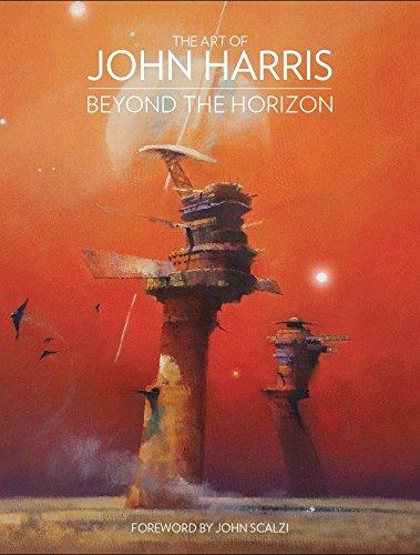 9781781168424: The Art of John Harris: Beyond the Horizon