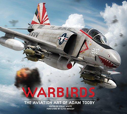 9781781168486: Warbirds: The Aviation Art of Adam Tooby