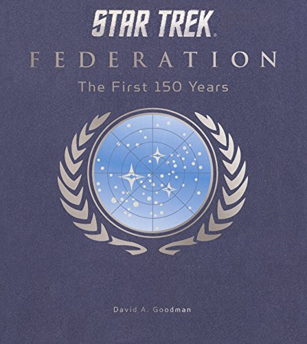 9781781169155: Star Trek Federation: The First 150 Years