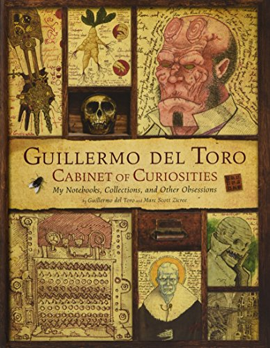 9781781169261: Guillermo del Toro Cabinet of Curiosities: My Notebooks, Collections, and Other Obsessions