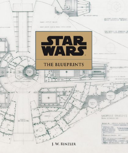 Star wars blueprints by rinzler j w titan books ltd star wars blueprints rinzler j w malvernweather Image collections