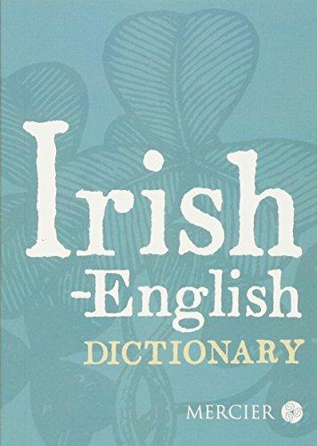9781781174937: Irish-English Dictionary