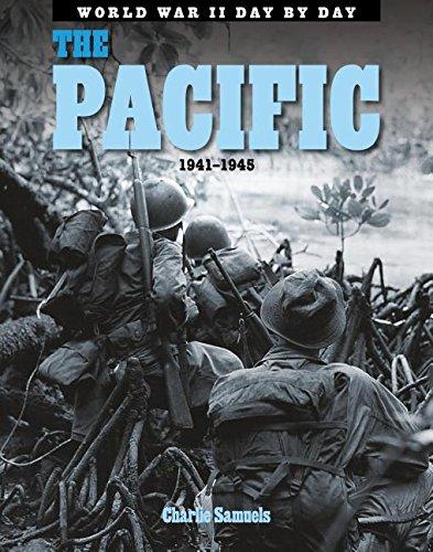The Pacific: 1941-1945 (Hardback): Charlie Samuels