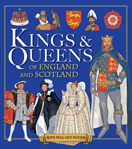 9781781213223: Kings & Queens of England and Scotland
